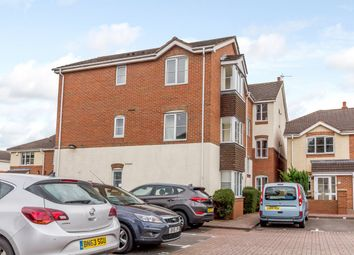 Thumbnail 2 bed flat for sale in Cygnet Drive, Tamworth, Staffordshire