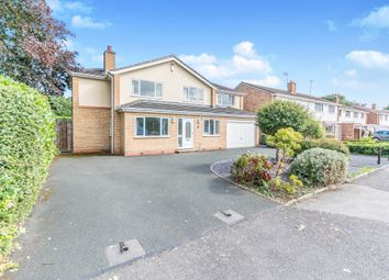Thumbnail 4 bed detached house for sale in Oakfields Way, Catherine-De-Barnes, Solihull