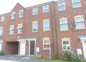 Thumbnail 3 bedroom town house to rent in High Hazel Drive, Mansfield Woodhouse, Mansfield