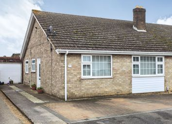 Thumbnail 2 bed semi-detached bungalow for sale in Rosemary Gardens, Peterborough