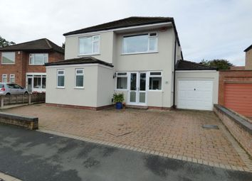 Thumbnail 4 bed detached house for sale in Elton Drive, Hazel Grove, Stockport