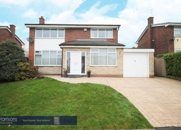Thumbnail 4 bed detached house for sale in Broadway, Atherton, Manchester, Greater Manchester.