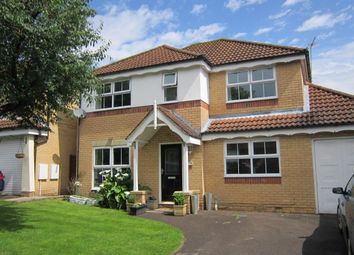 Thumbnail 4 bed detached house to rent in Mustang Avenue, Whiteley, Fareham