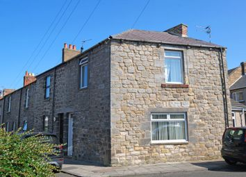Thumbnail 2 bed end terrace house for sale in Henderson Street, Amble, Morpeth