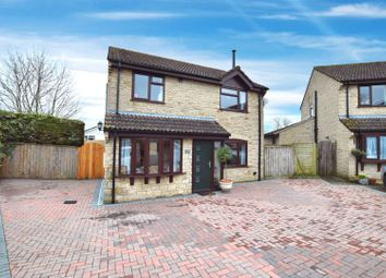 Thumbnail 4 bed detached house for sale in Robinson Heights, Sturminster Newton