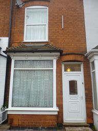 Thumbnail 3 bedroom terraced house to rent in Milner Road, Selly Park, Birmingham