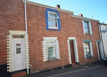 Thumbnail 2 bed terraced house to rent in Regent Square, Heavitree, Exeter