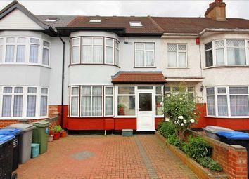 Thumbnail 4 bed terraced house to rent in Fairway Avenue, Kingsbury, London