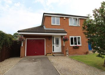 Thumbnail 4 bed detached house for sale in Craigs Way, Thirsk