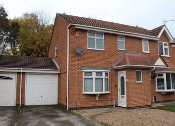 2 bed semi-detached house to rent in Ellwood Crescent, Wollaton, Nottingham NG8