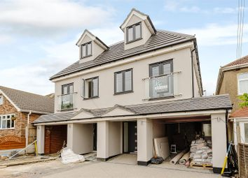 Thumbnail 4 bed town house for sale in Kents Hill Road, Benfleet