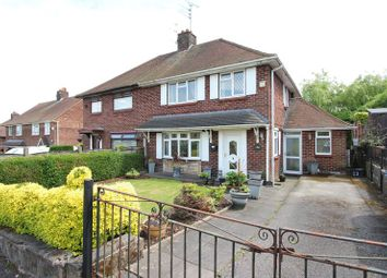 Thumbnail 3 bed semi-detached house for sale in Highfield Road East, Biddulph, Stoke-On-Trent