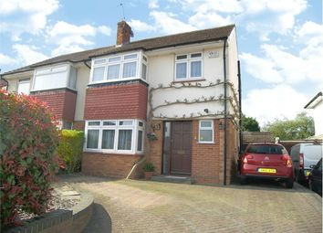 Thumbnail 3 bedroom semi-detached house for sale in Twysdens Terrace, North Mymms, Hatfield
