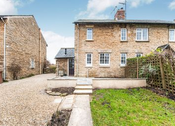 Thumbnail 2 bed end terrace house to rent in Summerside, Buckland, Faringdon