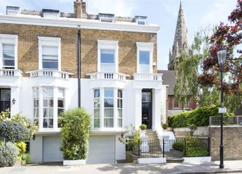 Thumbnail 6 bedroom end terrace house for sale in Elm Park Road, Chelsea, London