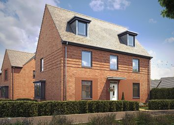 "Thumbnail 5 bedroom detached house for sale in ""Maddoc"" at Langaton Lane, Pinhoe, Exeter"