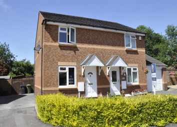 2 bed semi-detached house for sale in Steps Close, Exeter EX1