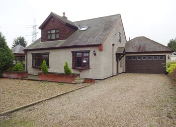 Thumbnail 6 bed detached house for sale in Desford Road, Enderby, Leicester