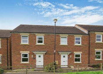 Thumbnail 3 bed end terrace house for sale in 16, Silure View, Usk, Monmouthshire