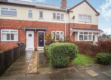 Thumbnail 2 bed terraced house for sale in Westminster Road, Darlington