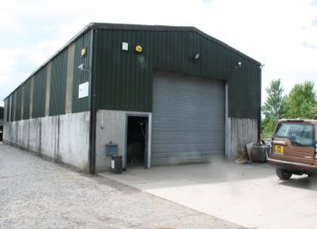 Thumbnail Industrial to let in Catton, Swadlincote