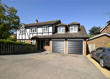 Thumbnail 5 bed detached house for sale in Emersons Avenue, Hextable, Kent