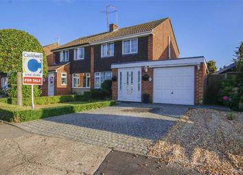 Thumbnail 3 bedroom semi-detached house for sale in Longville, Old Wolverton, Milton Keynes, Bucks