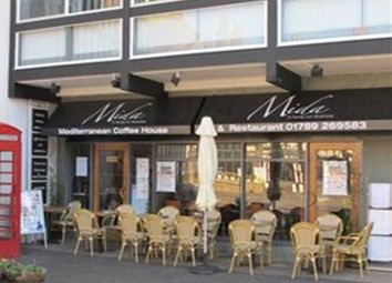 Thumbnail Restaurant/cafe for sale in High Street, Stratford-Upon-Avon
