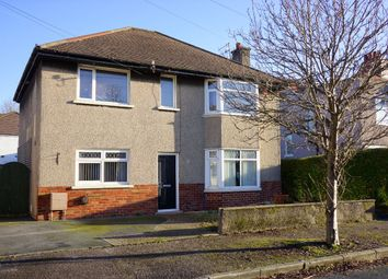 Thumbnail 2 bed flat for sale in Sulby Grove, Bare, Morecambe