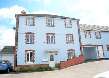 Thumbnail 2 bed flat to rent in Kensey Valley Meadow, Launceston, Cornwall