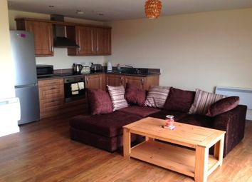 2 bed penthouse to rent in Victoria Road, Glasgow G42