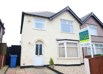 Thumbnail 3 bed semi-detached house for sale in Heatherdale Road, Mossley Hill, Liverpool