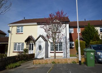Thumbnail 3 bed terraced house for sale in Parsons Close, Plymouth, Devon