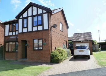 Thumbnail 4 bed detached house for sale in Gloster Park, Amble, Morpeth