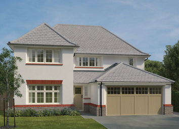 Thumbnail 4 bedroom detached house for sale in St David's Meadow, Colwinston, Vale Of Glamorgan