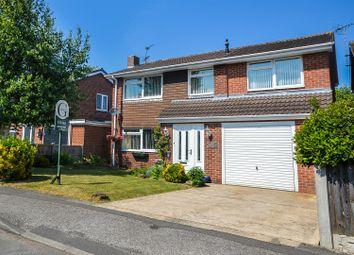 Thumbnail 4 bed detached house for sale in Park Road East, Calverton, Nottingham