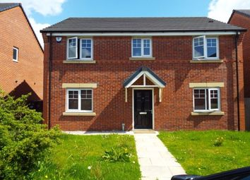 Thumbnail 4 bed detached house to rent in Holden Drive, Pendlebury, Swinton, Manchester