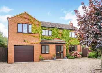 Thumbnail 4 bed detached house for sale in Castleview, Tattershall