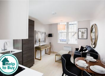Thumbnail 1 bedroom flat for sale in Hutton Grove, London
