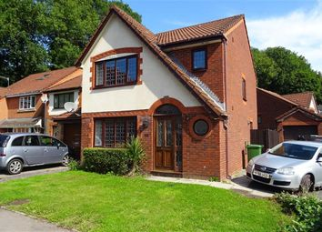 Thumbnail 3 bed detached house to rent in Coed Camlas, New Inn, Pontypool