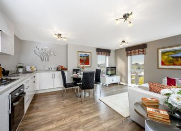 "Thumbnail 2 bedroom flat for sale in ""Apartment"" at Temple Hill, Dartford"