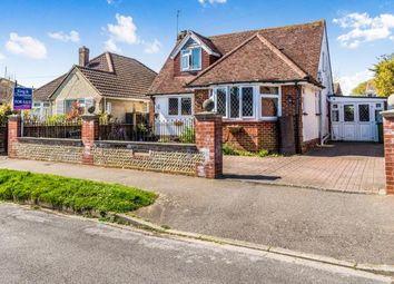 Thumbnail 3 bed bungalow for sale in South Drive, Felpham, Bognor Regis, West Sussex