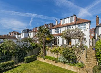 Thumbnail 6 bed detached house for sale in Dora Road, London