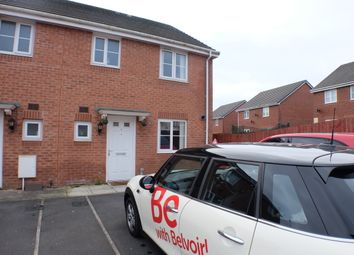 Thumbnail 3 bed terraced house to rent in Roderick Close, Swansea