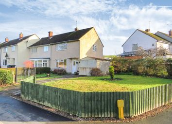 Thumbnail 2 bed end terrace house for sale in Fosse Crescent, Princethorpe, Rugby