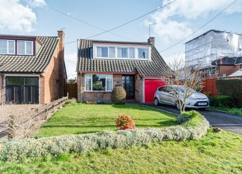 Thumbnail 3 bed detached house for sale in Middle Road, North Baddesley, Southampton