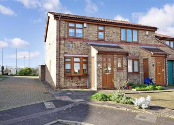 Thumbnail 3 bed end terrace house for sale in Gibson Road, Dagenham, Essex