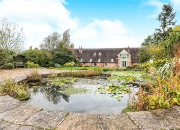 Thumbnail 5 bedroom barn conversion to rent in Birmingham Road, Kenilworth