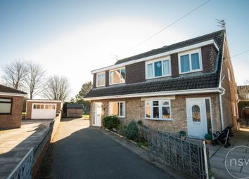 Thumbnail 3 bedroom semi-detached house to rent in Manor Avenue, Burscough, Ormskirk