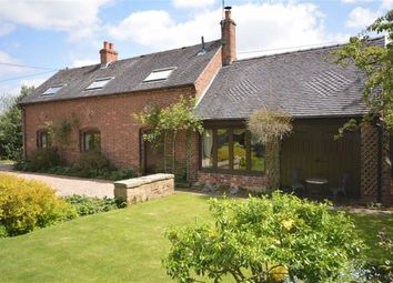 Thumbnail 5 bed barn conversion for sale in Ferry Lane, Twyford, Barrow On Trent, Derbyshire